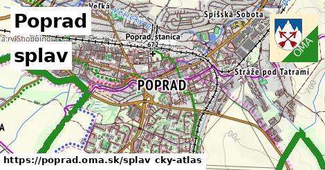 Poprad Splav