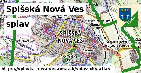 Spišská Nová Ves Splav