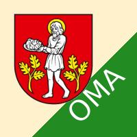 erb Dubová, okres PK