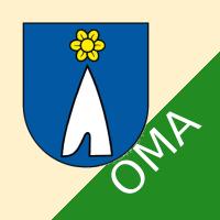 erb Kováčová, okres RV