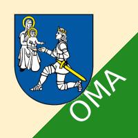 erb Ostrov, okres PN