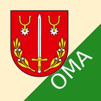 erb Ostrov, okres SO