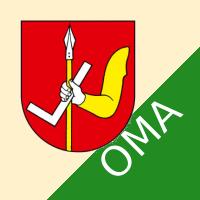erb Tomášovce, okres RS
