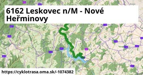 6162 Leskovec n/M - Nové Heřminovy