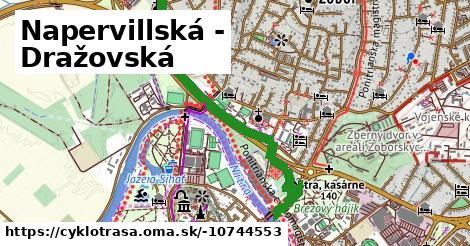 Napervillská - Dražovská
