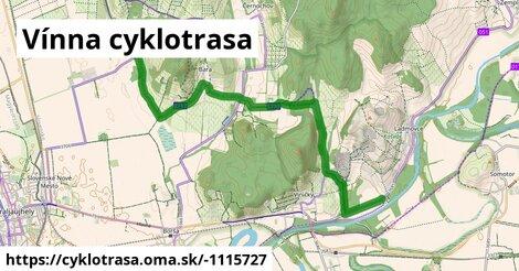 ilustračný obrázok k Tokajské tyklotrasy