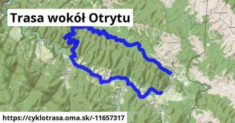 Trasa wokół Otrytu