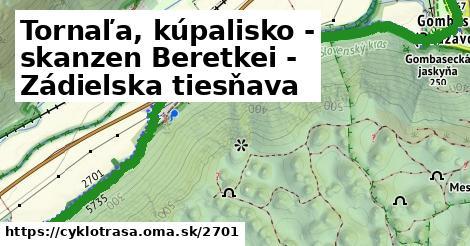 ilustračný obrázok k Tornaľa, kúpalisko - skanzen Beretkei - Zádielska tiesňava
