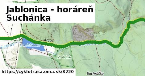 ilustračný obrázok k Jablonica - horáreň Suchánka
