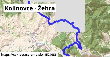 ilustračný obrázok k Kolinovce - Žehra