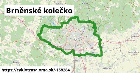 5005 Brněnské kolečko