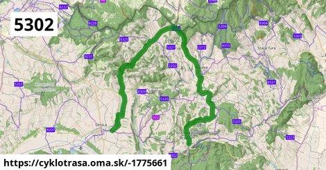 ilustračný obrázok k Brezová pod Bradlom – Myjava – Vrbovce – Sobotište – Senica