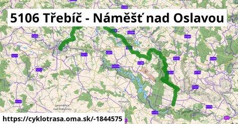 5106 Třebíč - Náměšť nad Oslavou