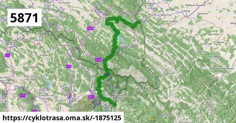 ilustračný obrázok k Zelený bicykel - Greenway Východné Karpaty