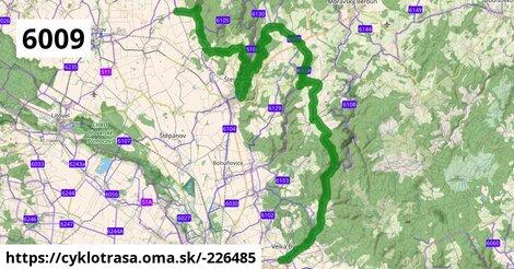 6009 Velká Bystřice - Paseka