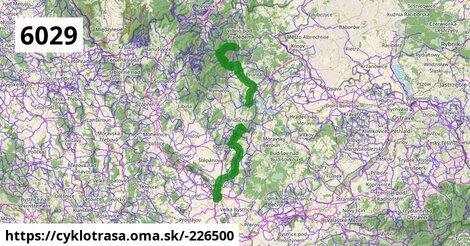 6029 Olomouc - Vrbno p/P