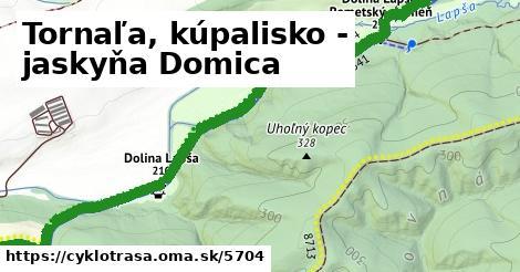 ilustračný obrázok k Tornaľa, kúpalisko - jaskyňa Domica