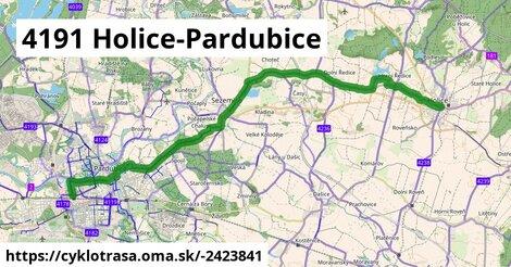 4191 Holice-Pardubice