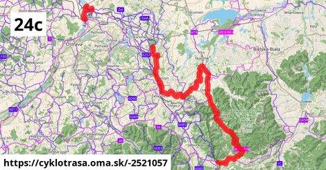 Pętla rowerowa Euroregionu Śląsk Cieszyński