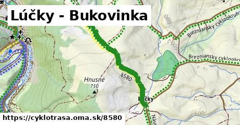 ilustračný obrázok k Lúčky - Bukovinka