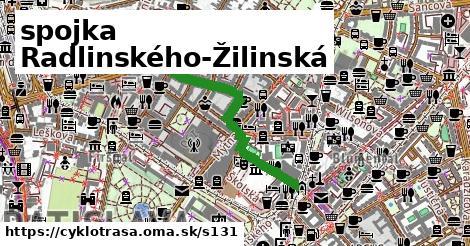ilustračný obrázok k spojka Radlinského-Žilinská