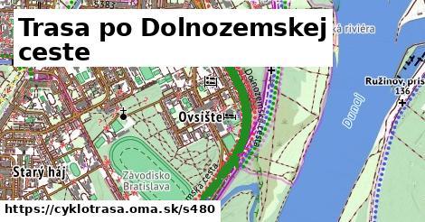 ilustračný obrázok k Trasa po Dolnozemskej ceste