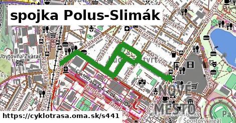ilustračný obrázok k spojka Polus-Slimák