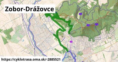 ilustračný obrázok k Zobor-Drážovce