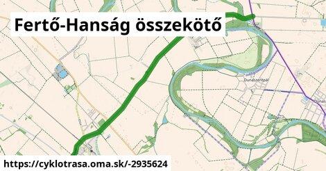 Fertő-Hanság összekötő