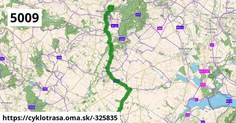 Břežany - Miroslav - Moravský Krumlov - Rokytná