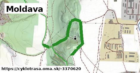 ilustračný obrázok k Moldava