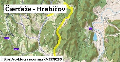 ilustračný obrázok k Hrabičov - Horné Hámre