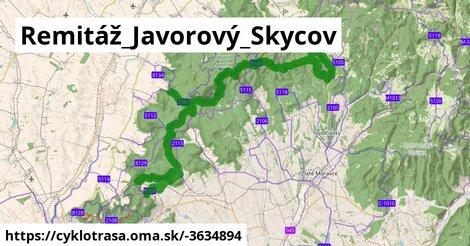 ilustračný obrázok k Remitáž_Javorový_Skycov