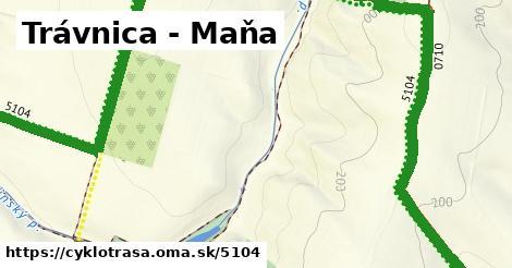 ilustračný obrázok k Trávnica - Maňa