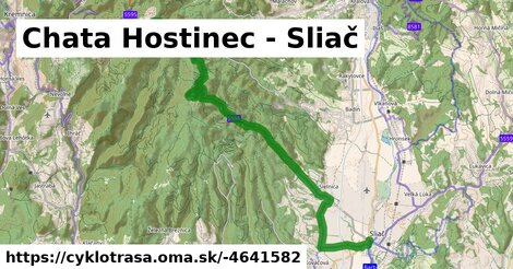 ilustračný obrázok k Chata Hostinec - Sliač