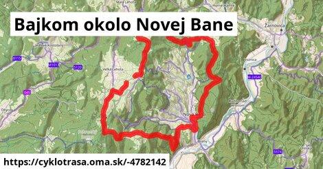 ilustračný obrázok k Bajkom okolo Novej Bane