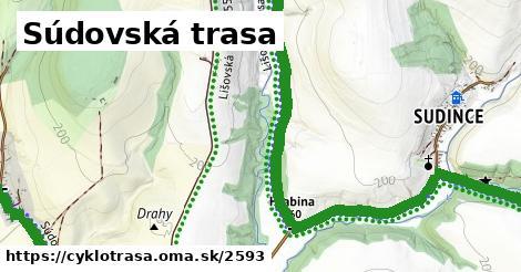 ilustračný obrázok k Súdovská trasa