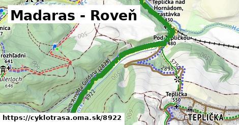 ilustračný obrázok k Madaras - Roveň
