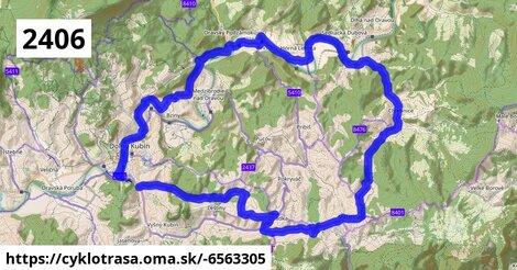 ilustračný obrázok k cyklotrasa -6563305
