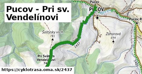 Pucov - Pri sv. Vendelínovi