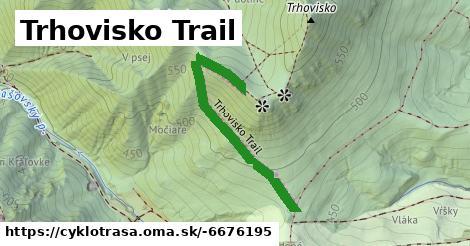 ilustračný obrázok k Trhovisko Trail