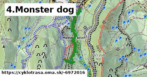 ilustračný obrázok k 4.Monster dog