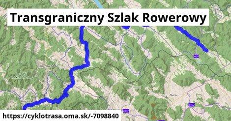 Transgraniczny Szlak Rowerowy