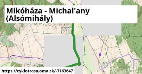 ilustračný obrázok k Mikóháza - Michal
