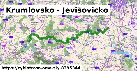 Krumlovsko - Jevišovicko