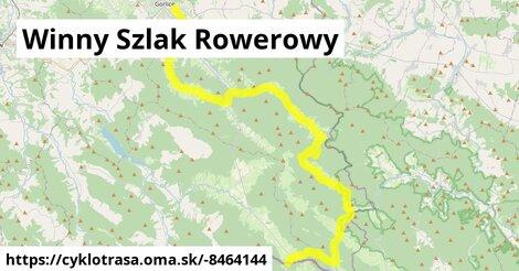 Winny Szlak Rowerowy