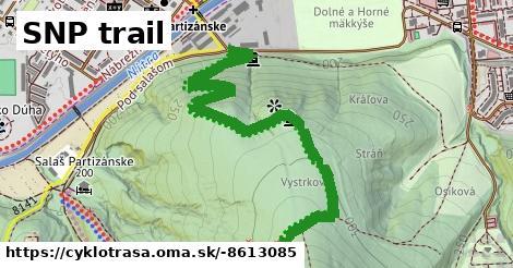 SNP trail