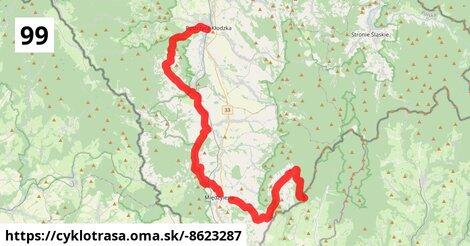 Bystrzyca Kłodzka - Przełęcz Jodłowska