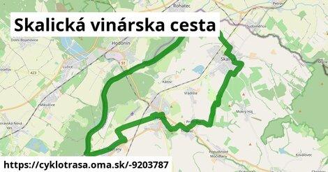 Skalická vinárska cesta