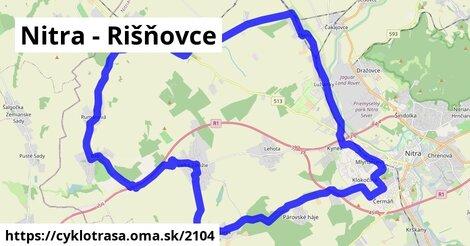 Nitra - Rišňovce